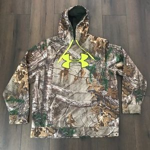 Under Armour Infrared Scent Control Hunting Hoodie